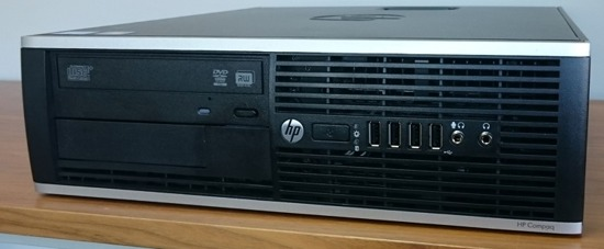 HP 8200 QUAD i5-2400 4GB 250GB Windows 7 + LCD 19 + KLaw/Mysz