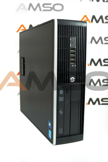 HP 8300 SFF i5-3470 8GB 120 SSD DVDRW Windows 7 Home PL