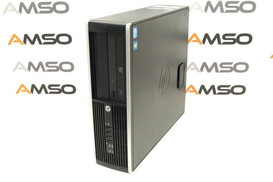 HP 8300 SFF i7-3770 8GB 120 SSD DVDRW Windows 7 Home PL