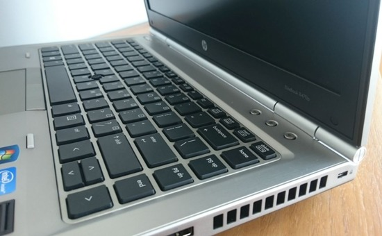 HP 8470p i5 IIIgen 8GB 256GB SSD Windows 7 KAM FV