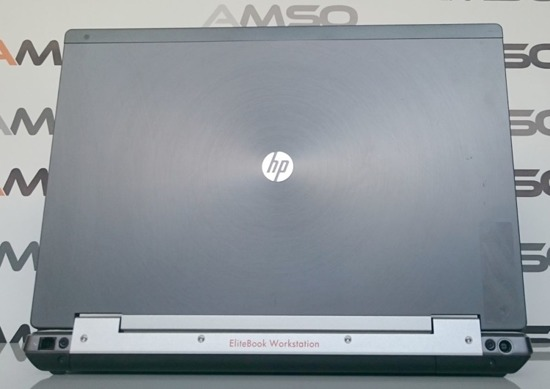 HP 8560w i5-2540 8GB 320GB Quadro 1000M FullHd Windows 7 Professional