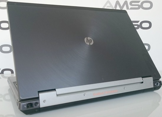 HP 8560w i5-2540 8GB 320GB Quadro 1000M FullHd Windows 8.1 Professional PL