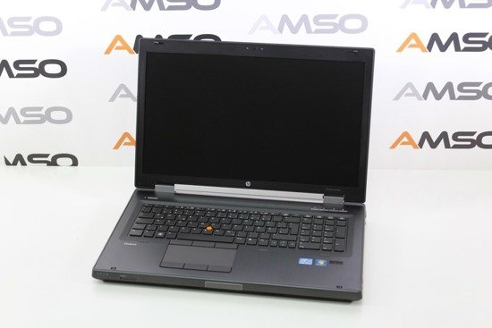 HP 8760w i5-2540M 8GB 320GB WIN 7 HOME PL L9