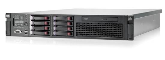 HP DL380 G7 2x X5650/48GB/2x1000GB Smart Array P410