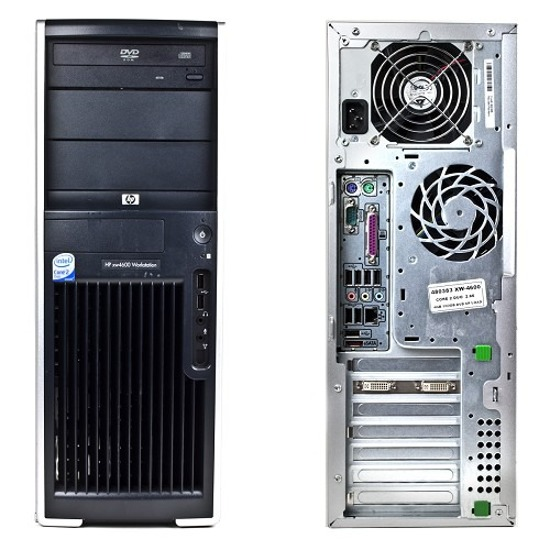 HP Z400 QUAD X5650 /16GB/250 Quadro 2000 Win 8.1