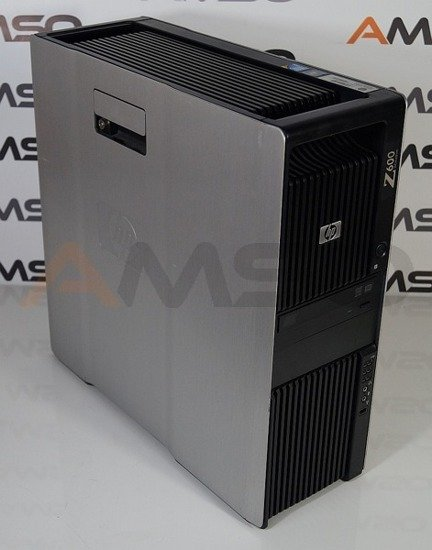 HP Z600 2x Xeon QUAD E5620 4x2.4GHz/12GB/300GB Quadro Fx1800 Windows 10 Home PL