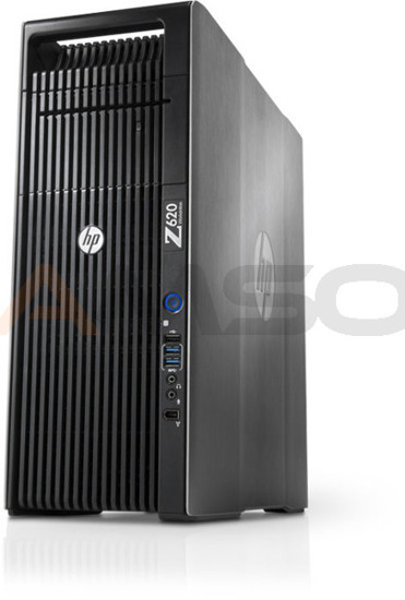 HP Z620 Xeon SixCore E1650 6x 3.2GHz/16GB/500GB Quadro 4000 Windows 10 Home PL