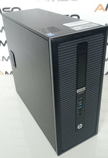 Hp 600 G1 G3220 8GB 500GB Windows 7 Professional PL