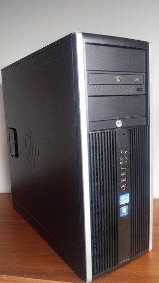 Hp 8200 Tower i5-2400/4GB/250GB/DVD Windows 7 Home