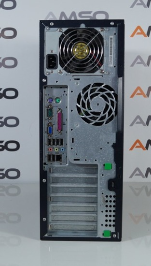 Hp dc 7100 P4 2,8GHz 1GB 40GB DVD Tower
