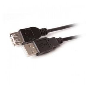 Kabel USB 2.0 AM-AF 1.8m BASIC.LNK