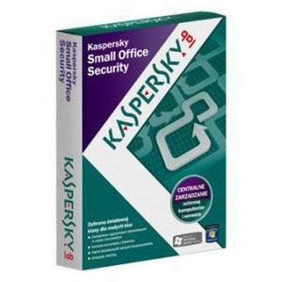 Kaspersky Small Office Security 2.0 10Wrkst + 1FileSvr BOX