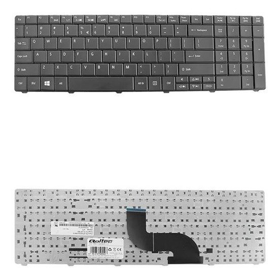 Klawiatura QOLTEC do noteb. Acer Aspire E1-521 E1-531