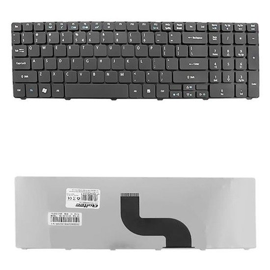Klawiatura Qoltec do noteb. Acer Aspire 5340 5536 5738, Czar