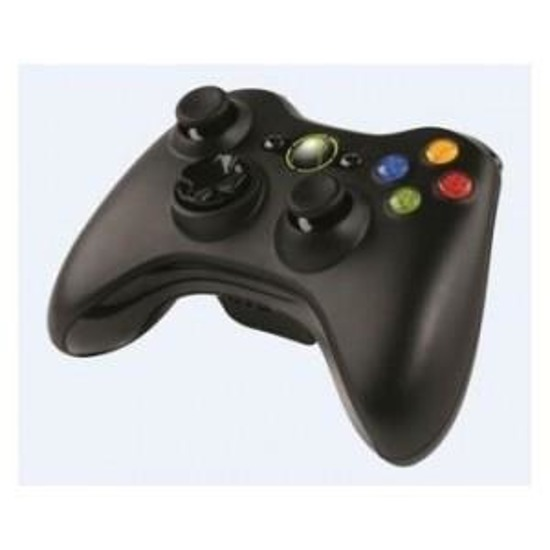 Kontroler / Gamepad Xbox 360 Wireless for Windows - uszkodzone opakowanie