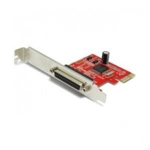 Kontroler Unitek PCI Express 1x Parallel (Moschip) PCI-E 1P