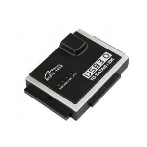 Konwerter adapter Media-Tech USB 3.0 do HDD SATA/IDE MT5100