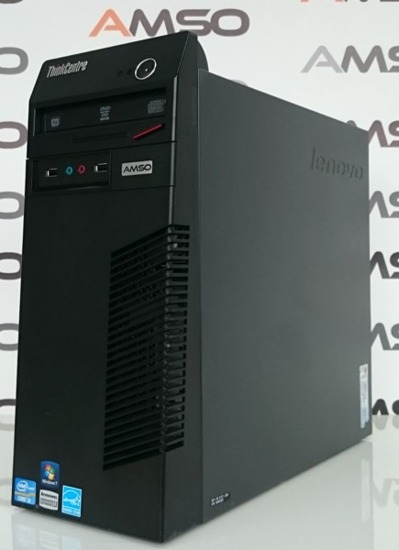 Lenovo M71e i3-2100 4GB 250GB RW Tower Windows 7 Professional PL