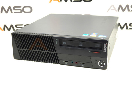 Lenovo M91P Desktop i5-2400 8GB 120 SSD DVD Windows 10 Home PL