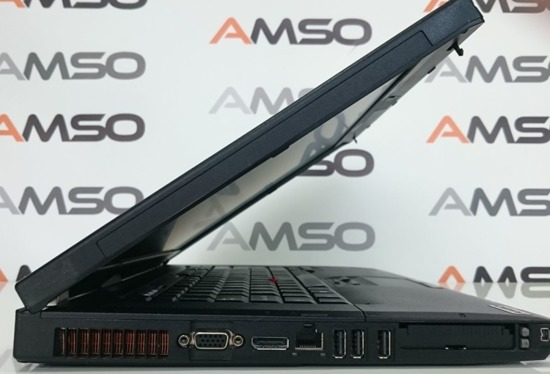 Lenovo R500 C2D t6570 2GB 60GB SSD 15,4 Windows 7 Professional