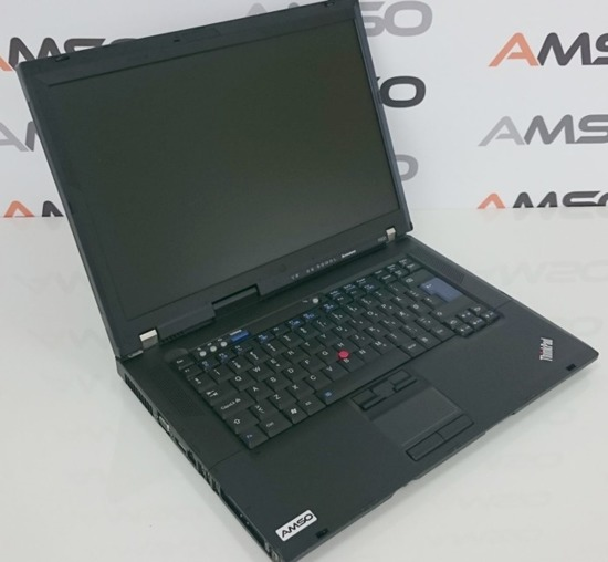 Lenovo R500 C2D t6570 4GB 60GB SSD 15,4 Windows 7 Home Premium