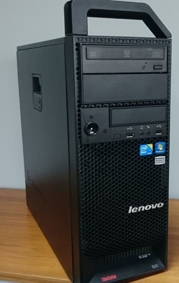 Lenovo S20 W3690 6x 3,46GHz 12GB 250GB Quadro Fx380 Windows 7 Home PL