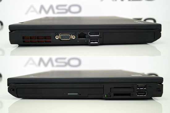 Lenovo T420 i5-2540 4GB 320GB DVD CAM Windows 7 Prof PL