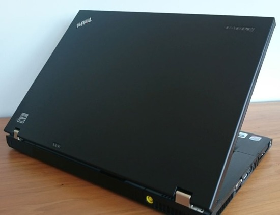 Lenovo T500 P8400 4GB DDr3 160 Win 8.1
