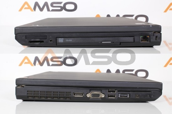 Lenovo T510 i5-520M 4GB 250GB DVD Klasa A Windows 10 Home L20