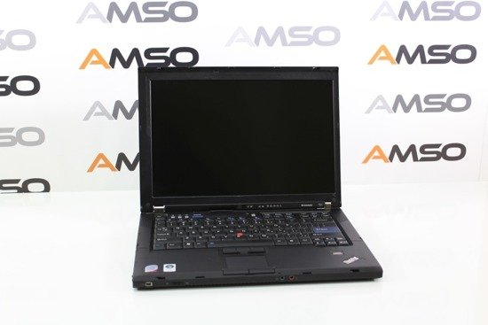 Lenovo T61 C2D T8100 4GB 250GB Win 7 Home PL L10
