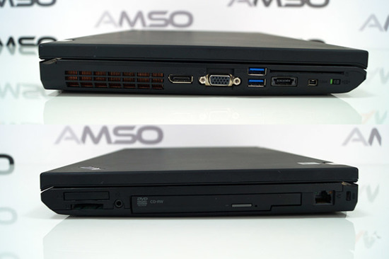 Lenovo W510 i7-920XM 8GB 500 FX880 FullHD Windows 7 Professional PL