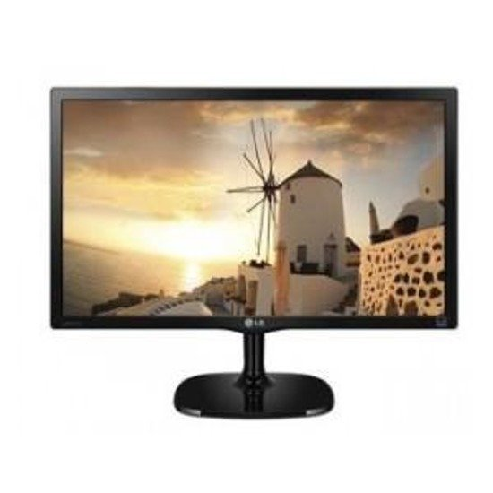 "Monitor LCD LG 21,5"" LED 22MP57VQ-P, wide 16:9 black"