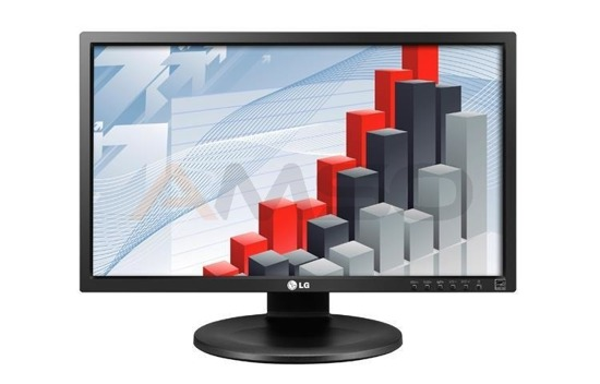 "Monitor LCD LG 23"" LED 23MB35PM-B DVI pivot"