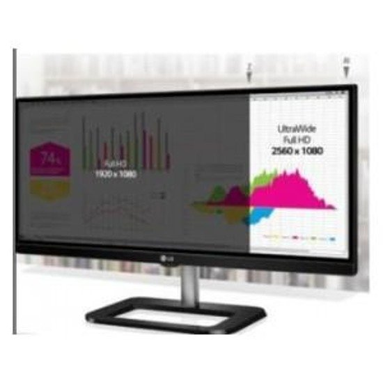 "Monitor LCD LG 29"" LED IPS 29UB65-P HDMI 21:9"