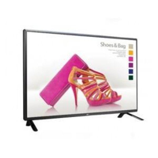 "Monitor LCD LG 42"" LED 42LS33A, HDMI, wide 16:9 black"