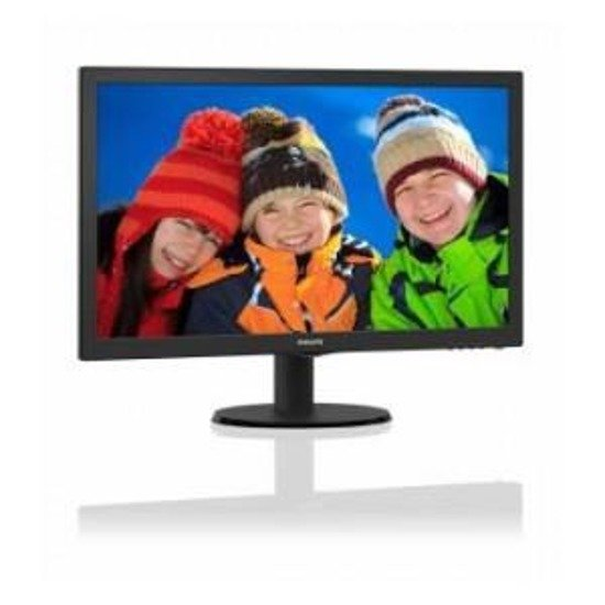 "Monitor LCD Philips 21,5"" LED 223V5QHSB6/00"