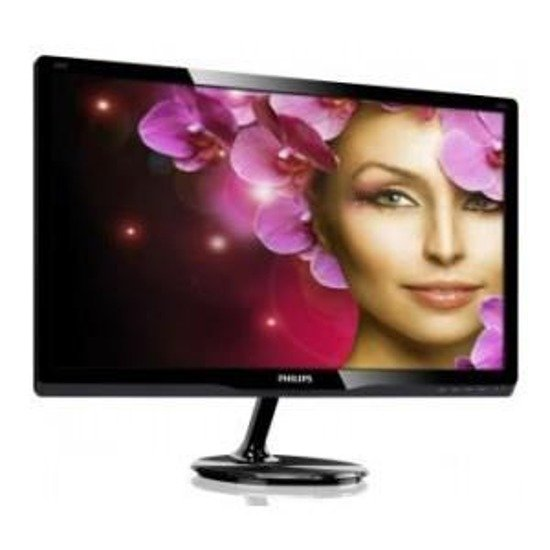 "Monitor LCD Philips 23,6"" LED 247E4LHAB/00 HDMI głośniki"