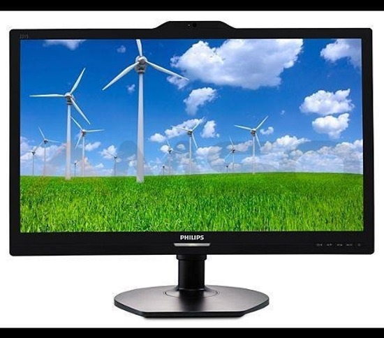 "Monitor Philips 21,5"" 221S6QYKMB/00 IPS DVI DP głośniki"