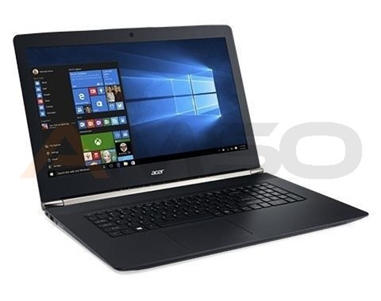 "Notebook Acer Aspire V Nitro-792G 17,3""FHD Matt/i7-6700HQ/4GB/1TB/GTX960M-4GB/W10"