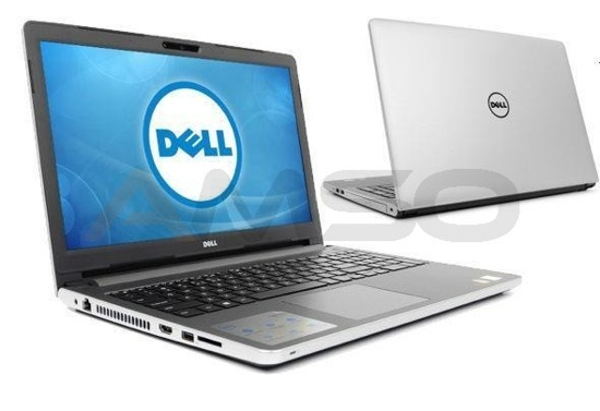 "Notebook Dell Inspiron 15 5559 15,6""HD/i5-6200U/4GB/500GB/R5 M335-2GB/W10 srebrny"