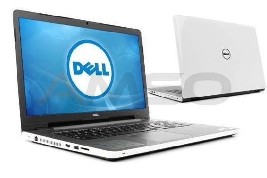"Notebook Dell Inspiron 17 5759 17,3""HD+/i5-6200U/8GB/1TB/R5 M335-2GB/ biały"