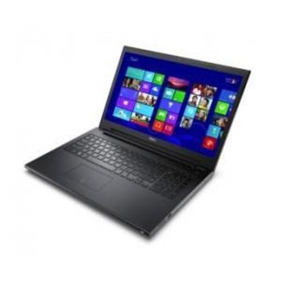 "Notebook Dell Inspiron 3543 15,6""/P3805U/4GB/500GB/iHDG/W81"