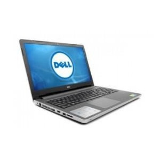 "Notebook Dell Inspiron 5558 15,6""FHD/i5-5200U/8GB/1TB/GT920M-4GB/W81"