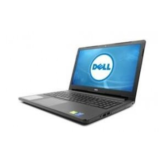 "Notebook Dell Inspiron 5558 15,6""HD/i3-4005U/4GB/500GB/GT920M-2GB/W81"