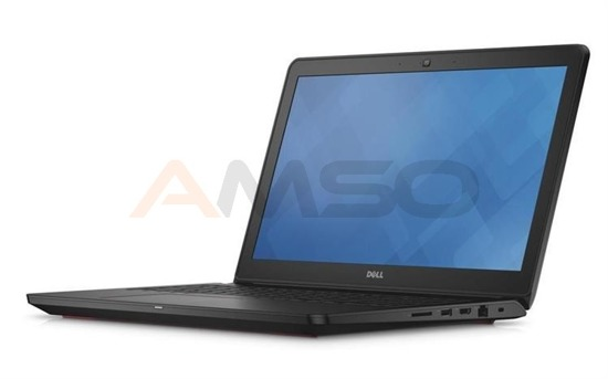 "Notebook Dell Inspiron 7559-8729,i7-6700HQ,15.6"",8GB,1TB Black"