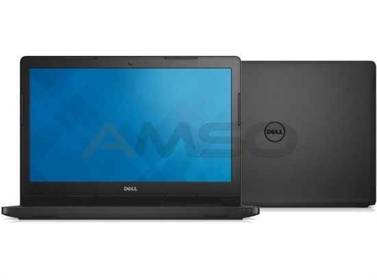 Notebook Dell Latitude 3460 14,0''HD Matt/i3-5005U/4GB/500GB/iHD5500/7PR/10PR 3YNBD czarny