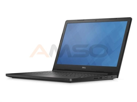 "Notebook Dell Latitude 3560 15,6""HD Matt/i3-5005U/4GB/500GB/iHD5500/7PR/10PR 3YNBD czarny"