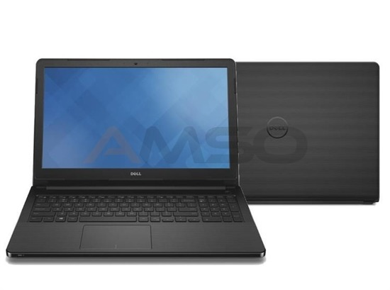 "Notebook Dell Vostro 3559 15,6""HD Matt/i5-6200U/4GB/500GB/iHD520/W7PR/W10PR 3YNBD czarny"