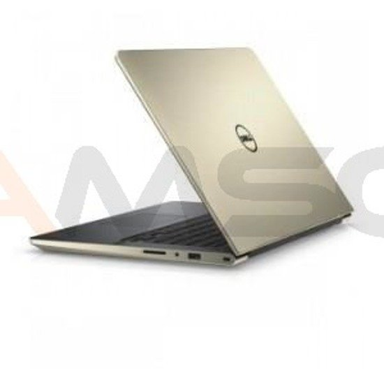"Notebook Dell Vostro 5459 14""HD Matt/i3-6100U/4GB/500GB/iHD520/W10PR 3YNBD Gold"