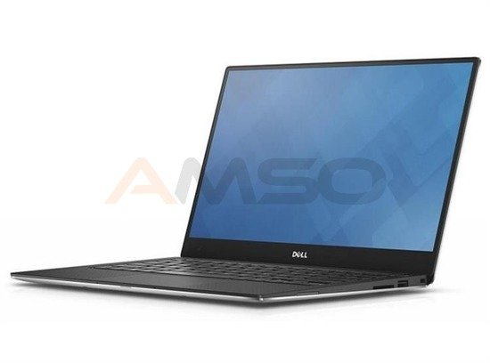 "Notebook Dell XPS 13 13,3""QHD+touch/i5-6200U/8GB/256GB SSD/iHD/W10PR"